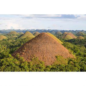 フィリピン ボホール島 チョコレートサンズ