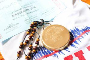 フィリピン留学ブログ マラソン大会に参加