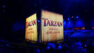 上海ディズニー ターザンのステージショーがおすすめ