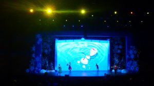 上海ディズニー アナ雪のステージショーがおすすめ