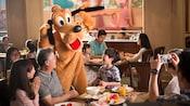 上海ディズニーのおすすめレストラン ルミエール・キッチン