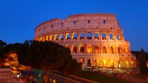 モルディブの行き方 イタリア・ローマ経由