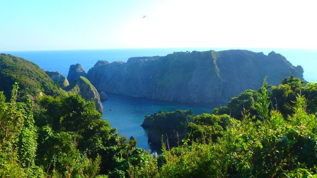 沖縄以外の綺麗な国内ビーチ ヒリゾ浜