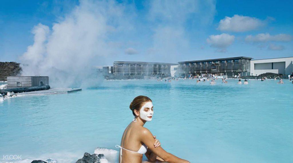 アイスランドのおすすめ観光スポット ブルーラグーン 温泉