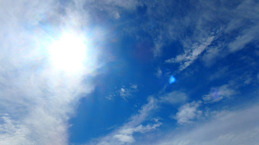 石垣島の天気は変わりやすい 天気の読み方