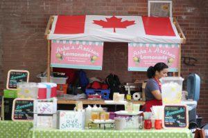 カナダ トロント ファーマーズマーケット