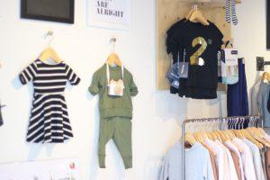 トロント 子供服のお店 ディスティラリー地区