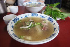 トロントの美味しいベトナムフォー PHO TIEN THANH