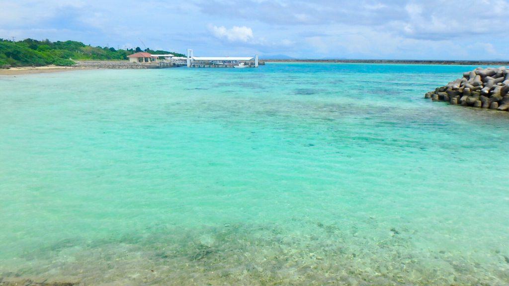 石垣のおすすめの離島 鳩間島