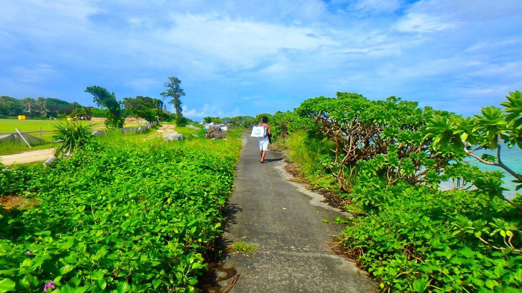 長閑でおすすめの島 鳩間島