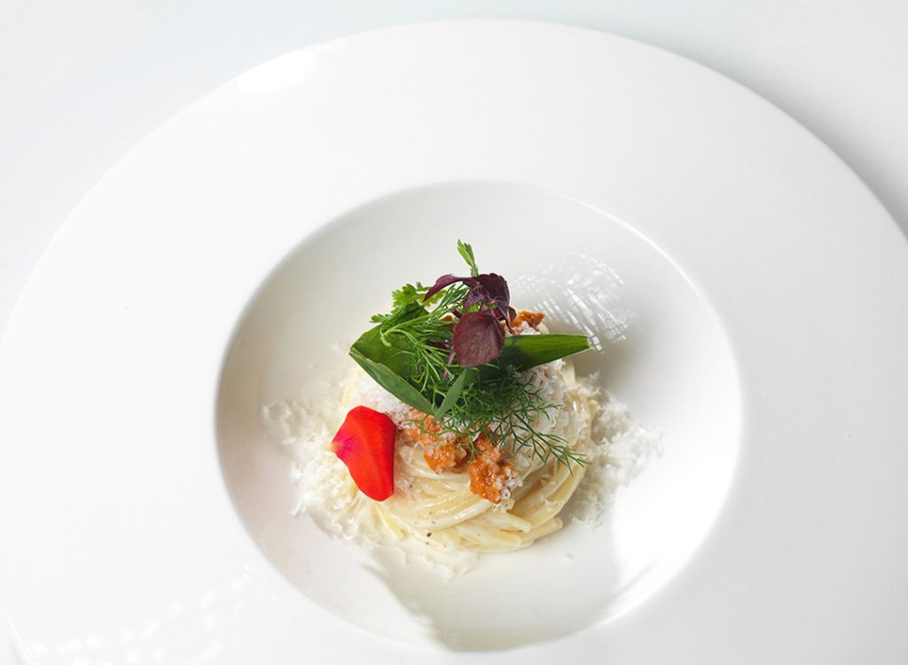 ミラノ パスタがおすすめのレストラン Trussardi alla Scala