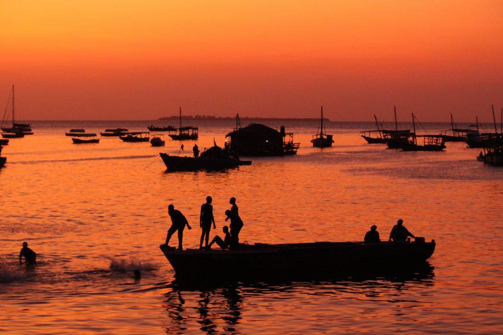 アフリカの世界遺産 ザンジバル島のストーンタウン