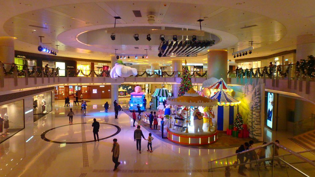 クリスマスの香港旅行記 ブログ