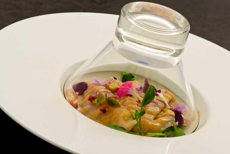 ミラノの高級中華料理レストラン Gong Oriental Attitude