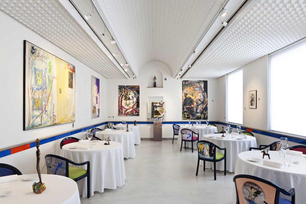 ミラノのおすすめレストラン ミシュラン Il Luogo di Aimo e Nadia