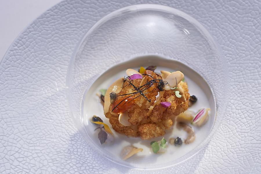 ミラノ ミシュラン二つ星レストラン Seta