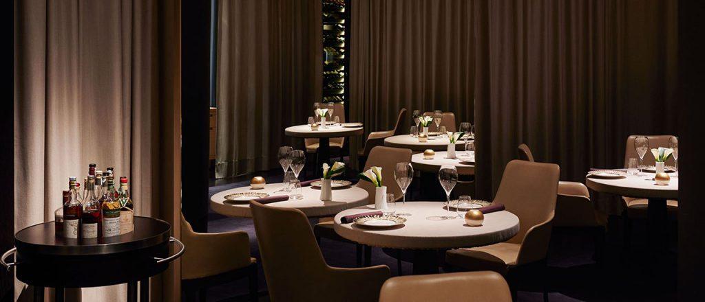 パークハイアット・ミラノ 高級レストラン ミシュラン