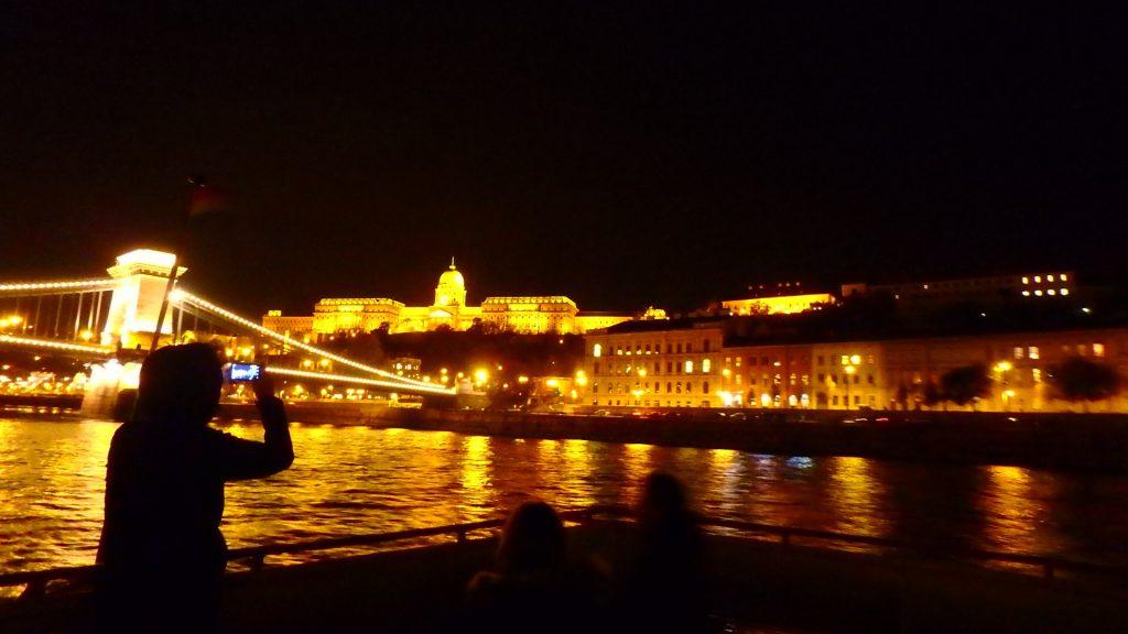 ブダペストの夜景クルーズ おすすめのツアー