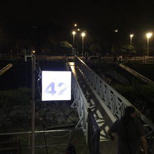 ブダペスト 夜景クルーズ 船乗り場 DOCK 42