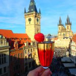 【プラハ】景色の良いレストランTERASAのテラスでランチ。チェコブログ