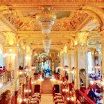 【世界一豪華なカフェ】ハンガリーの「ニューヨークカフェ」に行ってきた