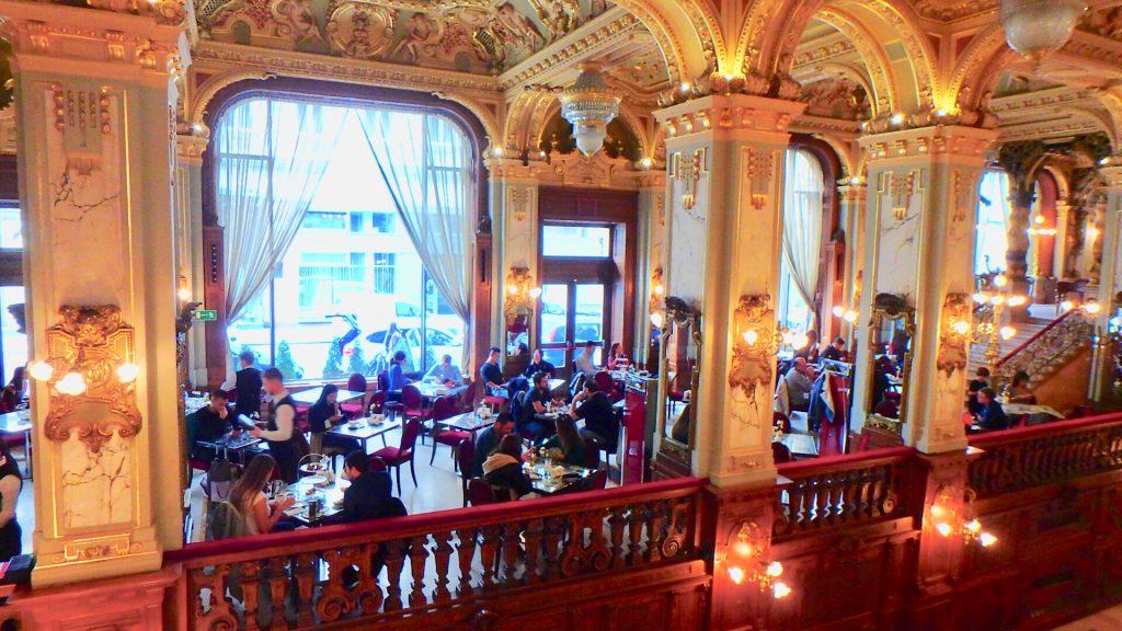 ブダペスト スイーツ カフェ