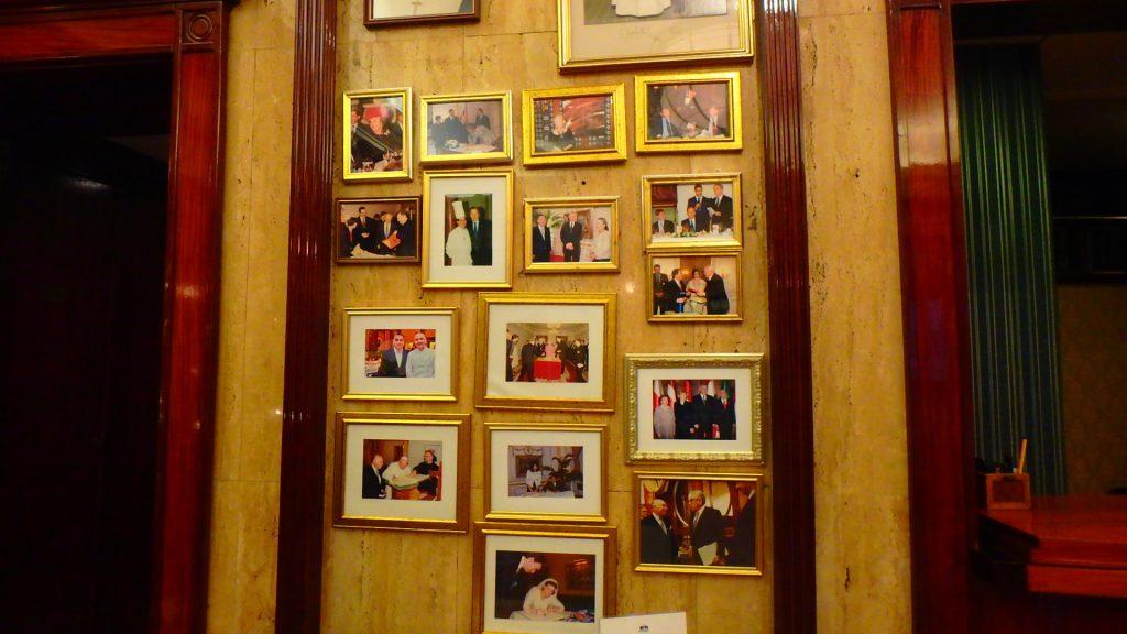 ハンガリーの最高級レストラン グンデル 有名人