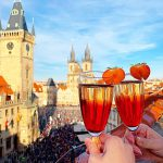 プラハ旧市街広場が見える絶景レストラン「TERASA」〜チェコブログ
