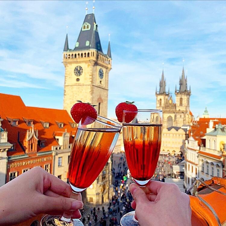 チェコ プラハ 女子旅 ブログ