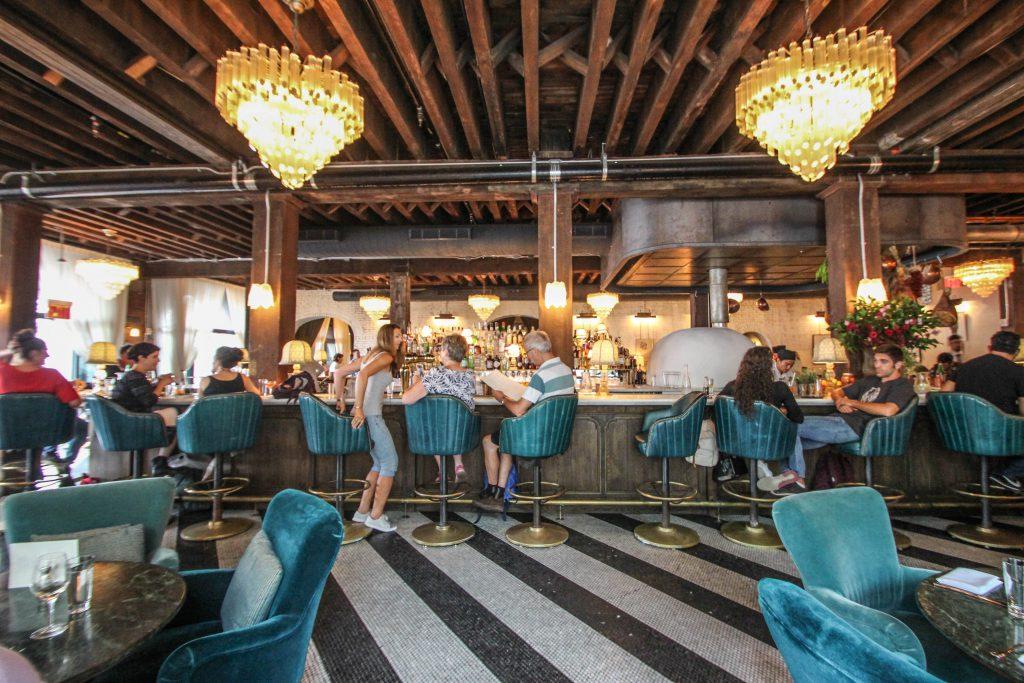 ニューヨーク DUMBO レストラン