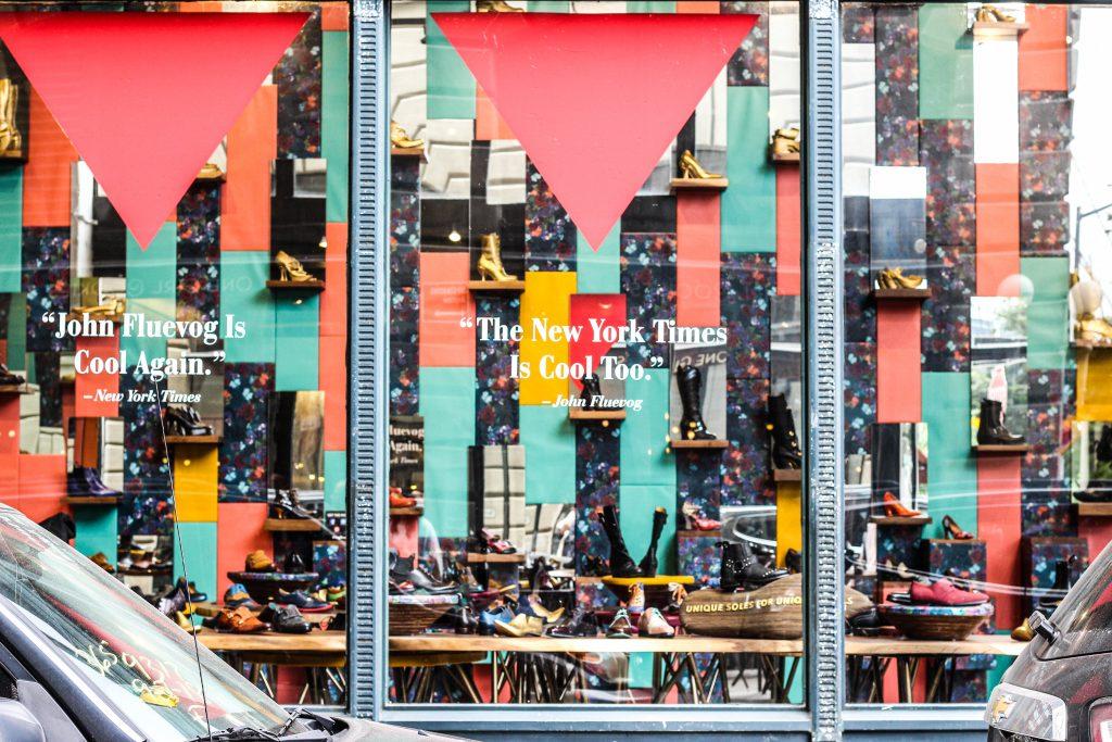 ニューヨークのお洒落エリア「DUMBO(ダンボ)」