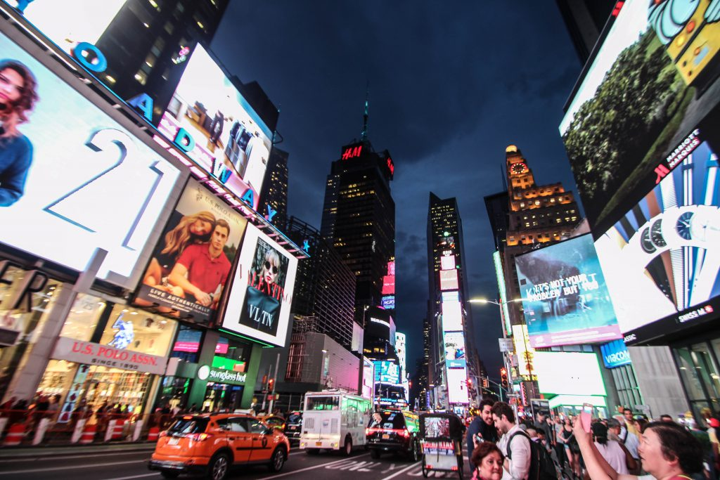 ニューヨークの最新観光スポット