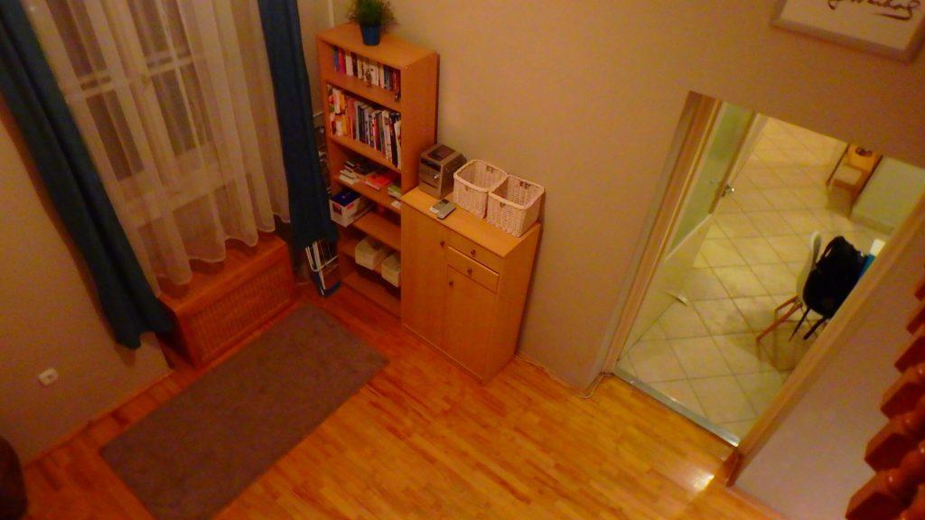ブダペスト アパート ブログ
