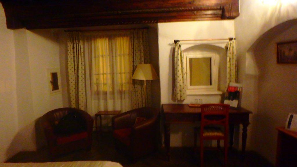 チェスキークルムロフ ホテル コンヴィツェ