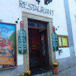 チェスキークルムロフで夜ご飯♪街中のレストランでディナー〜旅行ブログ