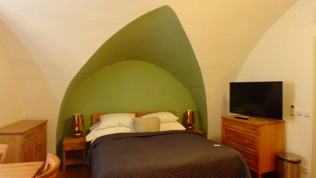プラハ ホテル ブルーオーク