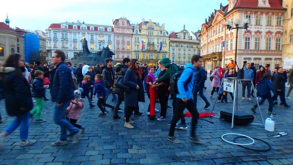 冬のヨーロッパ旅行 服装