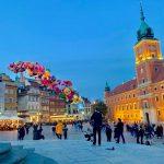 ポーランド女子旅。街並みが可愛い世界遺産の都市ワルシャワを1泊観光!