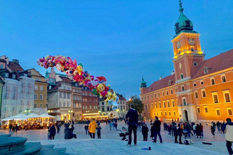 ワルシャワ 旅行記 ブログ