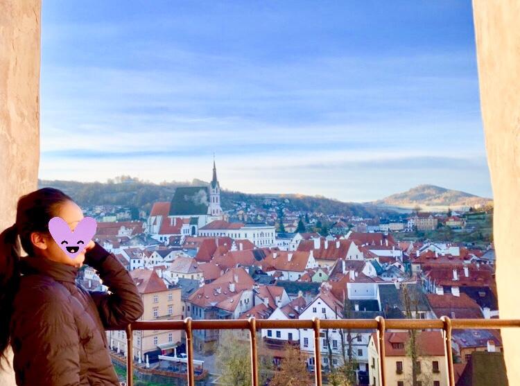 秋冬のチェコ旅行 服装