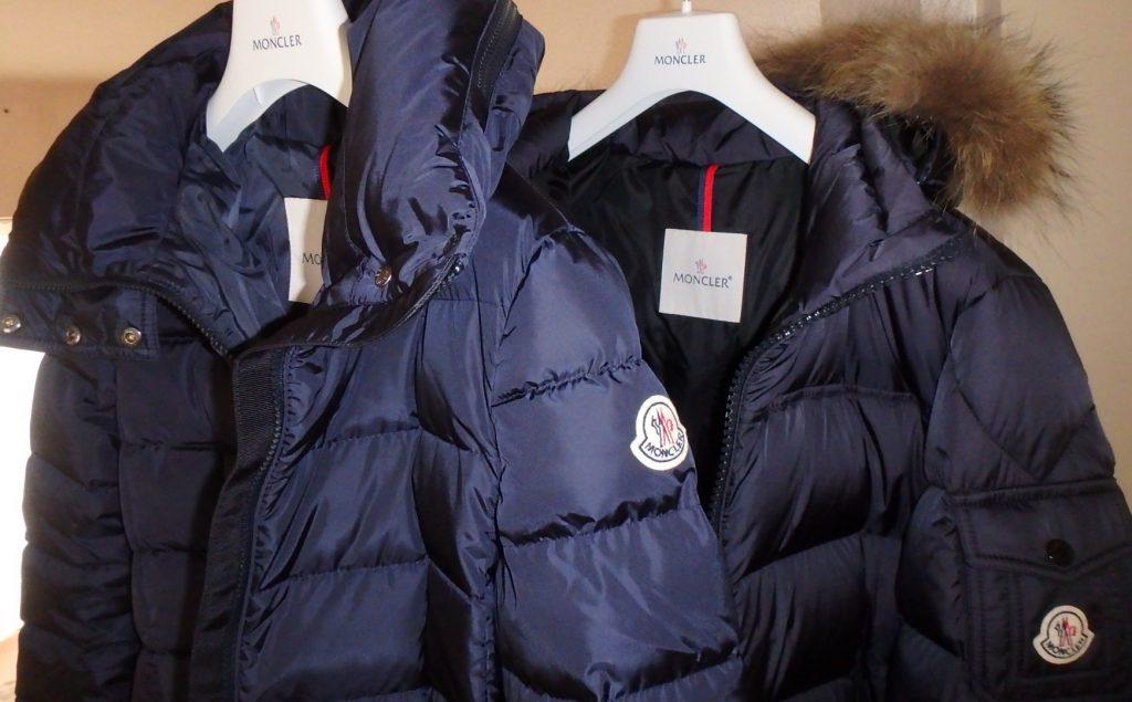 冬のヨーロッパの服装 ダウン アウター