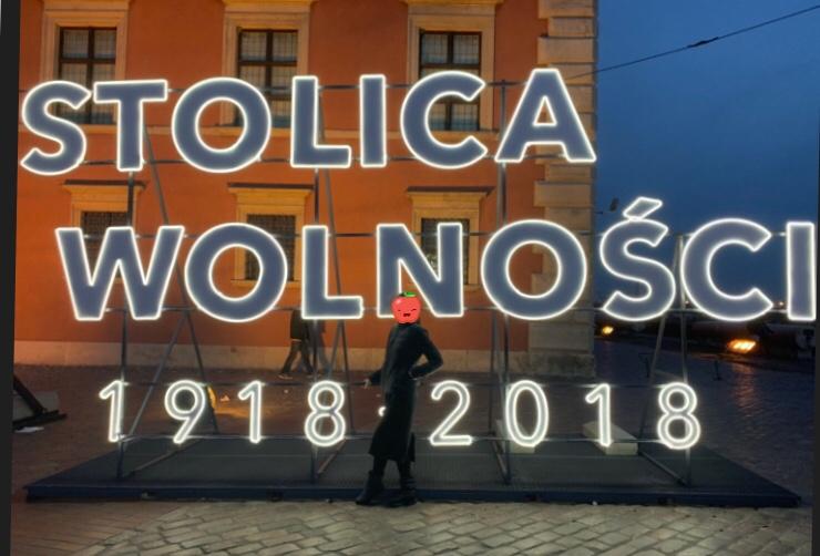 ワルシャワ旅行 ブログ 女子旅