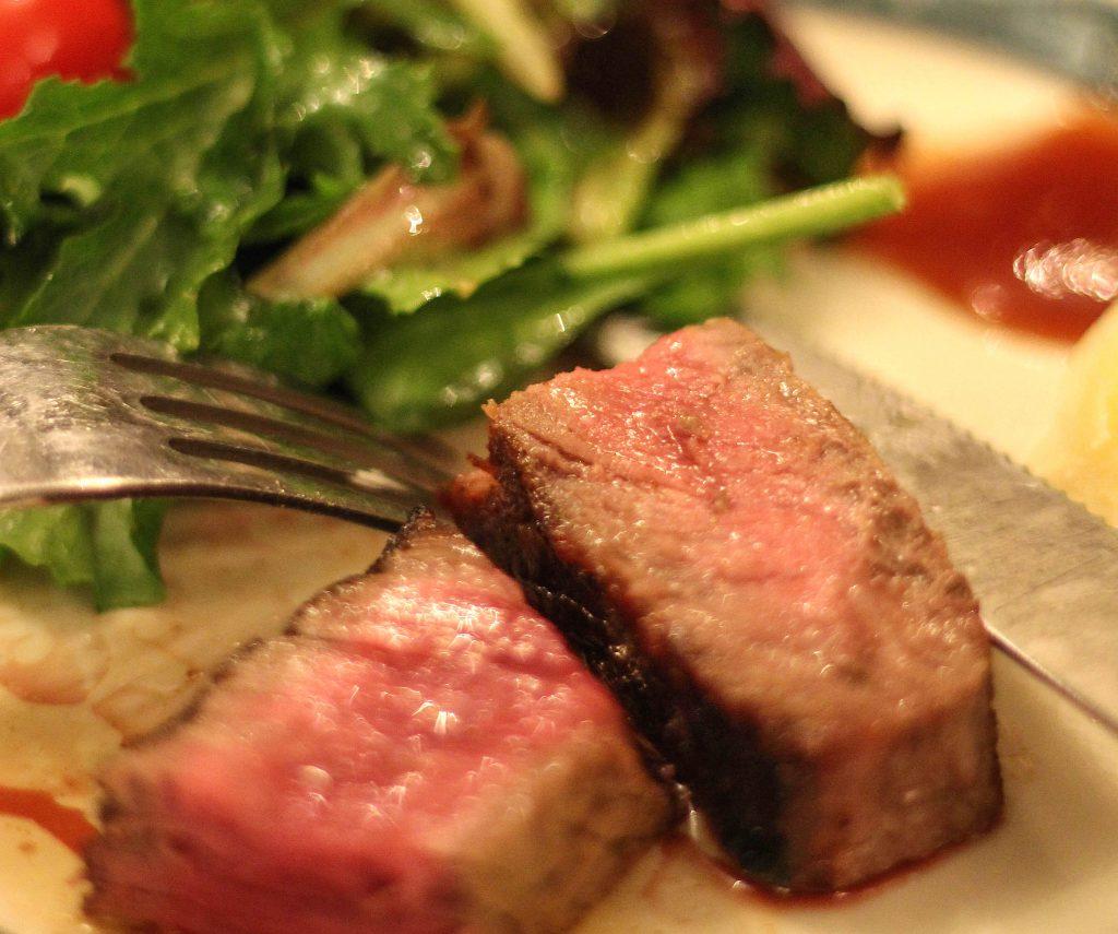 ニューヨークで一番美味しいステーキレストラン