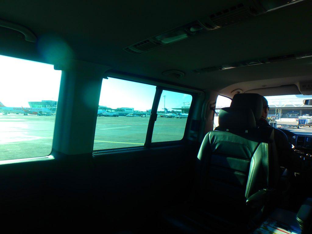 ニース空港 内部
