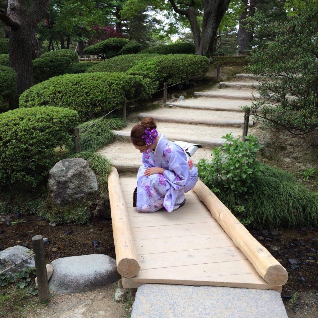 金沢旅行 着物で観光 ブログ