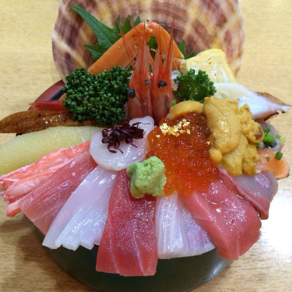 金沢の海鮮丼 春 おすすめ