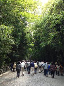 三重県旅行 ブログ 伊勢神宮
