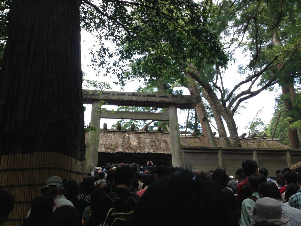 三重県旅行 ブログ 伊勢神宮 春