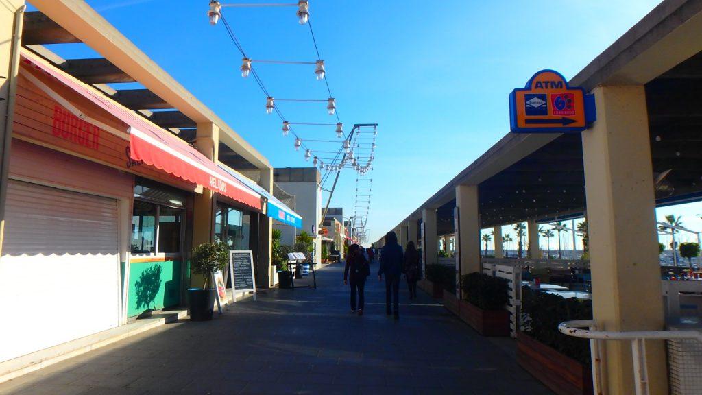 バルセロネータ レストラン ストリート