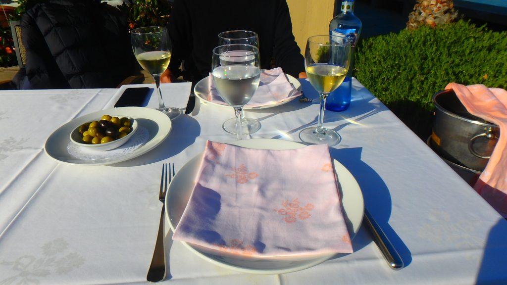 バルセロナのレストラン El Cangrejo Loco 旅行記